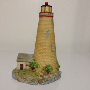 Accents - Lighthouse Music Box by Aldon Accessories LTD